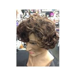 Harry Styles Brown Wavy Wig
