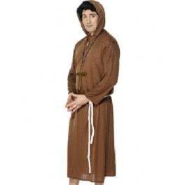 Friar Tuck Monk Costume
