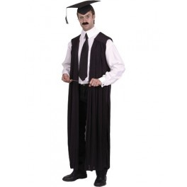 Headmaster Barrister Costume
