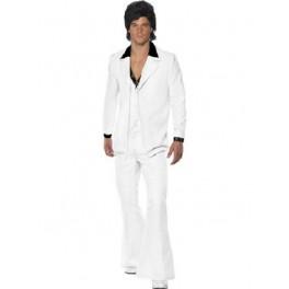 1970's White Suit