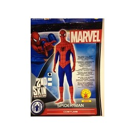 Spiderman Stretch Second Skin Morph Suit