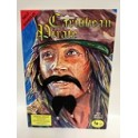 Caribbean Pirate Moustache And Goatee