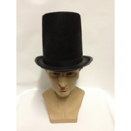 Tall Stovepipe Top Hat