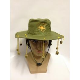Australian Bush Hat With Corks