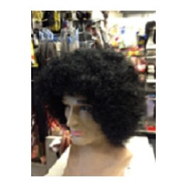 1970's Or 1980's Kevin Keegan Scouser Short Curly Afro Wig