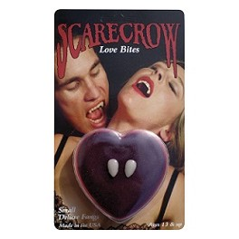 Scarecrow Love Bite Fangs