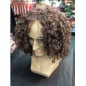 David Luiz Corkskrew Curls Wig