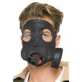 Gas Mask Rubber Horror Mask