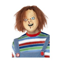 Childs Play Chucky Rubber Horror Mask