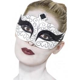 Black Swan Masquerade Eyemask