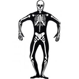 Skeleton Second Skin Morph Suit