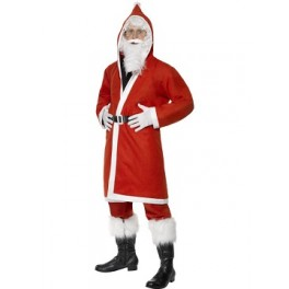 Bargain Budget Father Christmas Costume