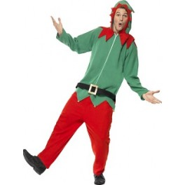 All In One Elf Costume