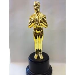 Oscar Style Statuette Trophy