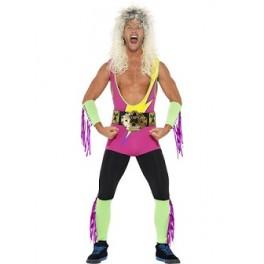1980s WWF Wrestler