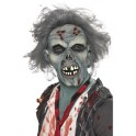 Decaying Zombie Mask