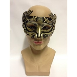 Gold Warrior Eyemask