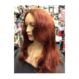 Long Straight Parted Wig