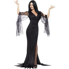 Mortitia Addams Dress