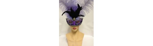 Masquerade eye masks